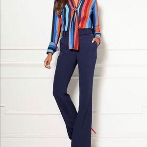 New York & Company High waist Maura Flare Pant